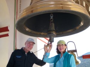 Come ring the church bell in Mascota !