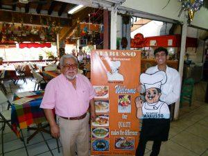 Mario & Julio, ready to take your order