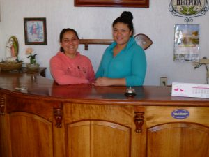 Blanca & Julia are waiting for you !